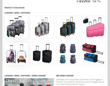 Leonardo Luggage